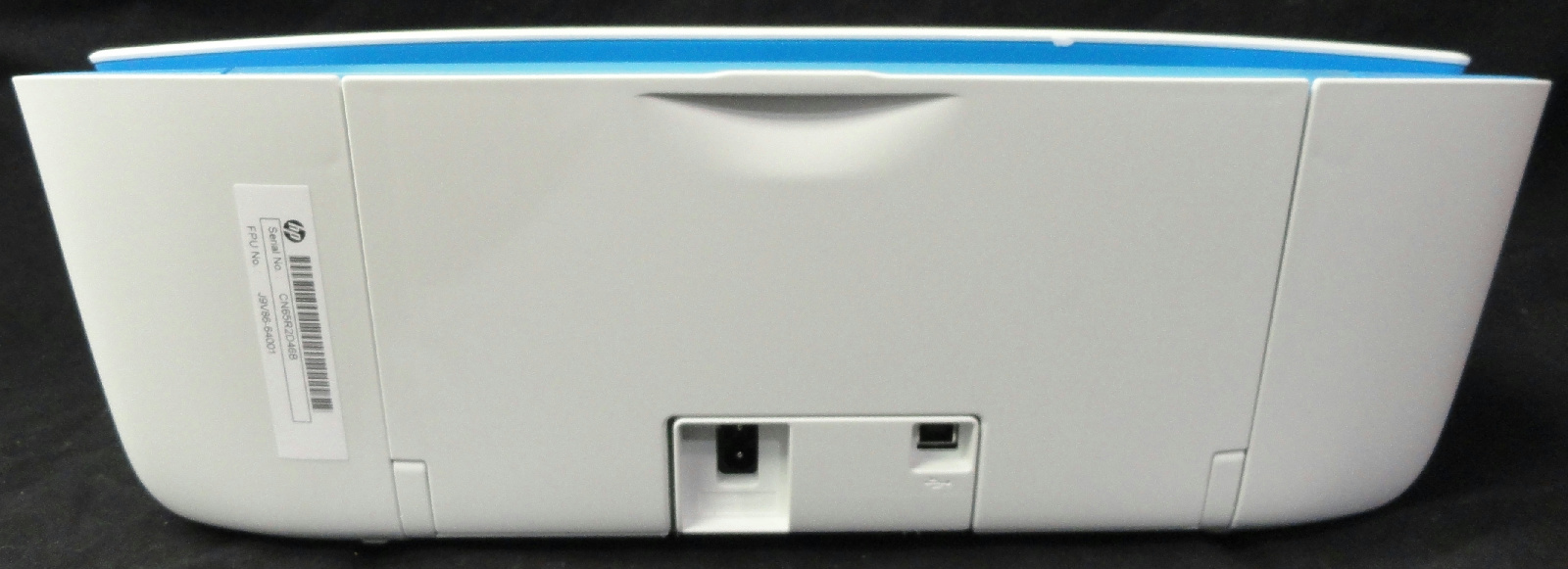 HP DeskJet 3755 All-in-One Printer   w/ Black Ink, Manual ...