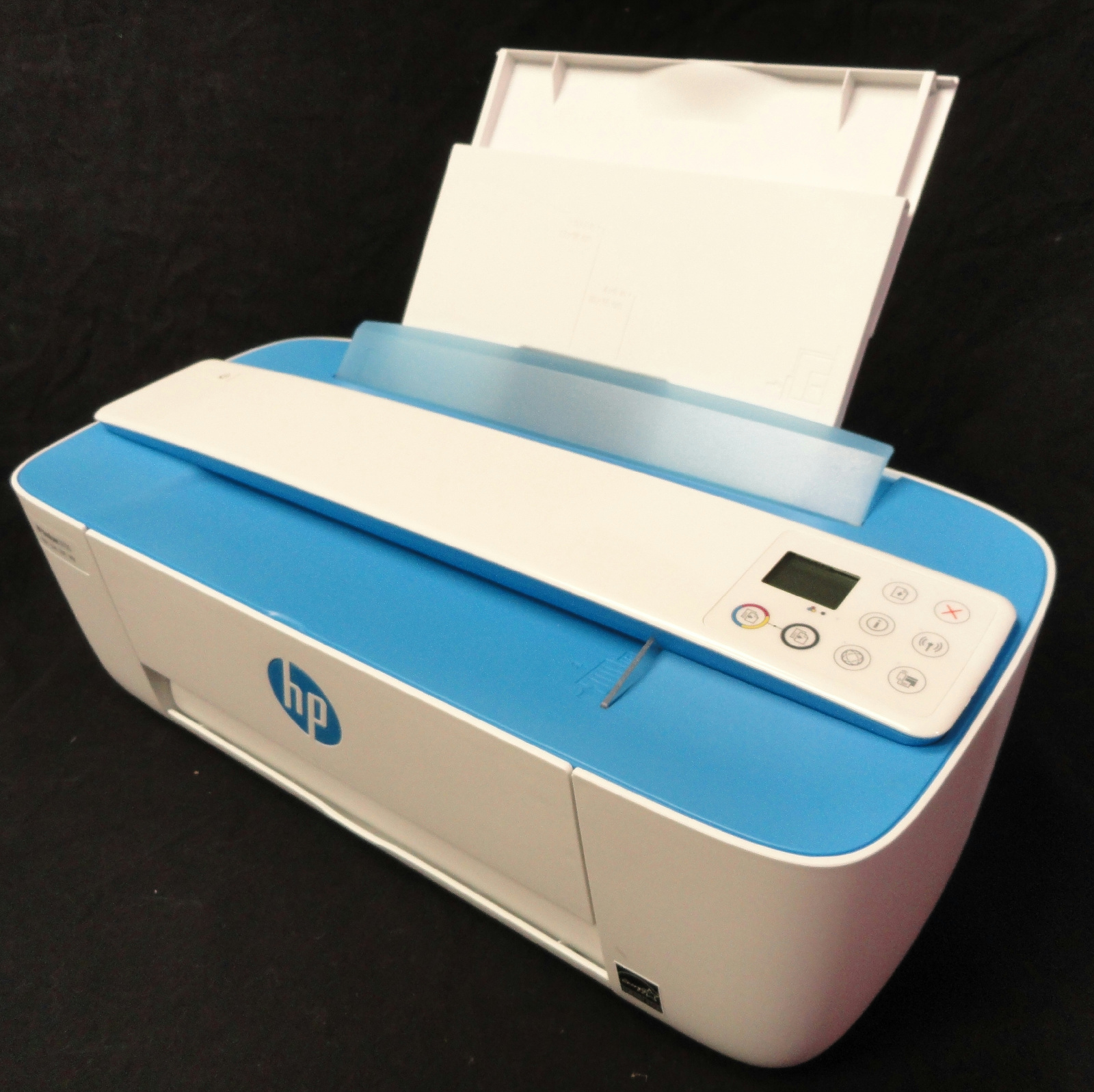HP DeskJet 3755 All-in-One Printer   w/ Color & Black Ink ...