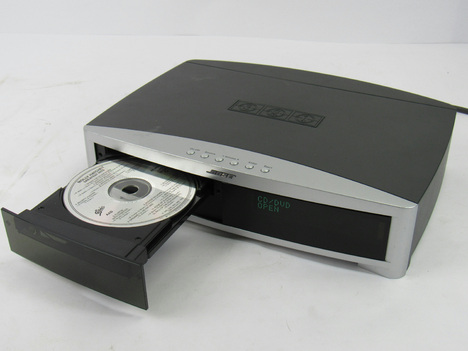 Bose 321 Home Theater System Series Ii Media Center Dvd