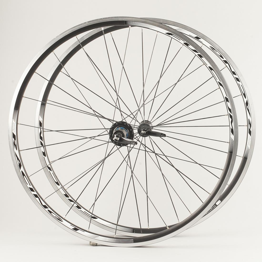 10 Speed Bike Rims : Fulcrum racing t wheelset c clincher road bike wheels