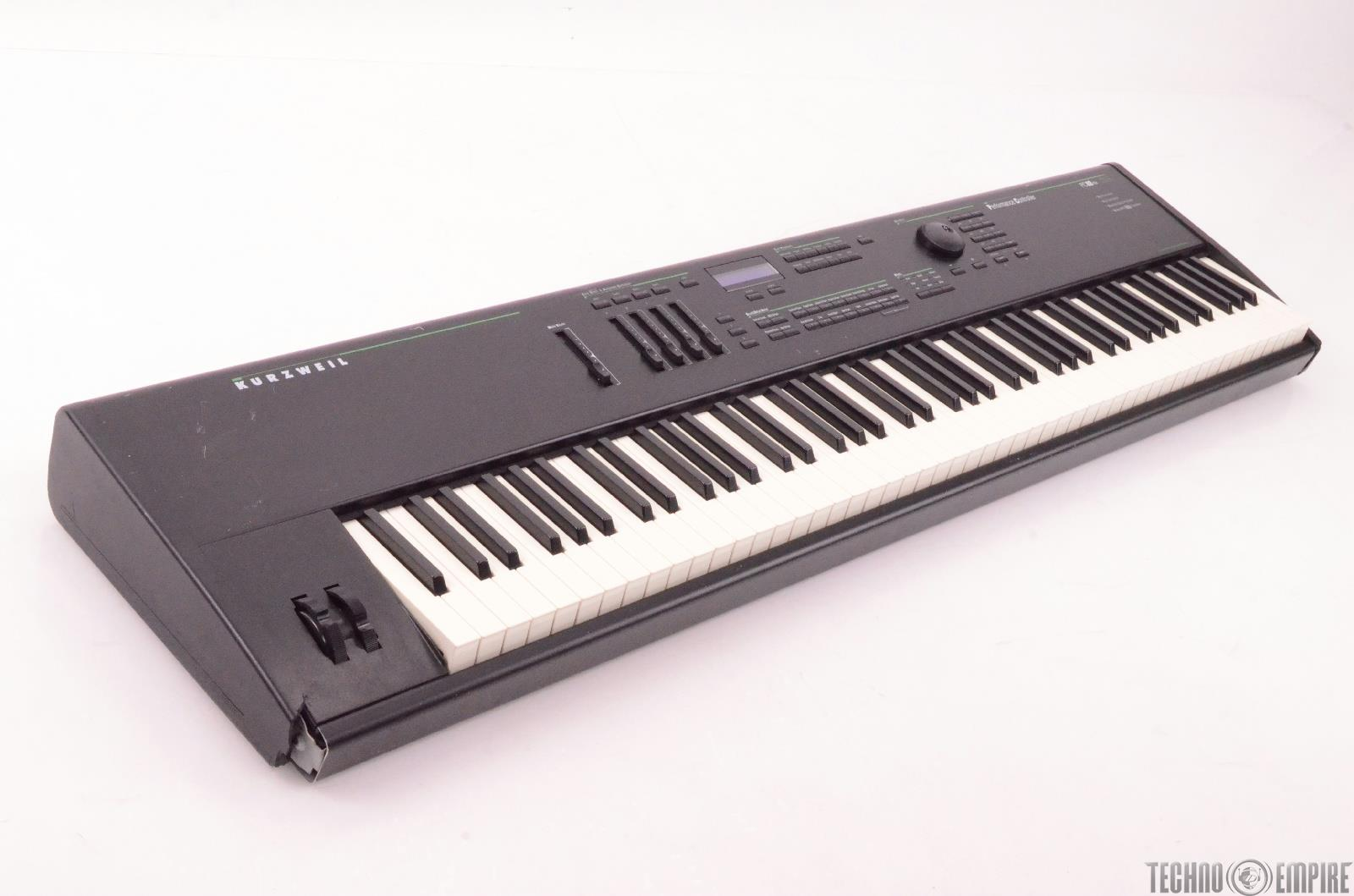 kurzweil pc88mx performance controller weighted 88 key keyboard 27397 ebay. Black Bedroom Furniture Sets. Home Design Ideas
