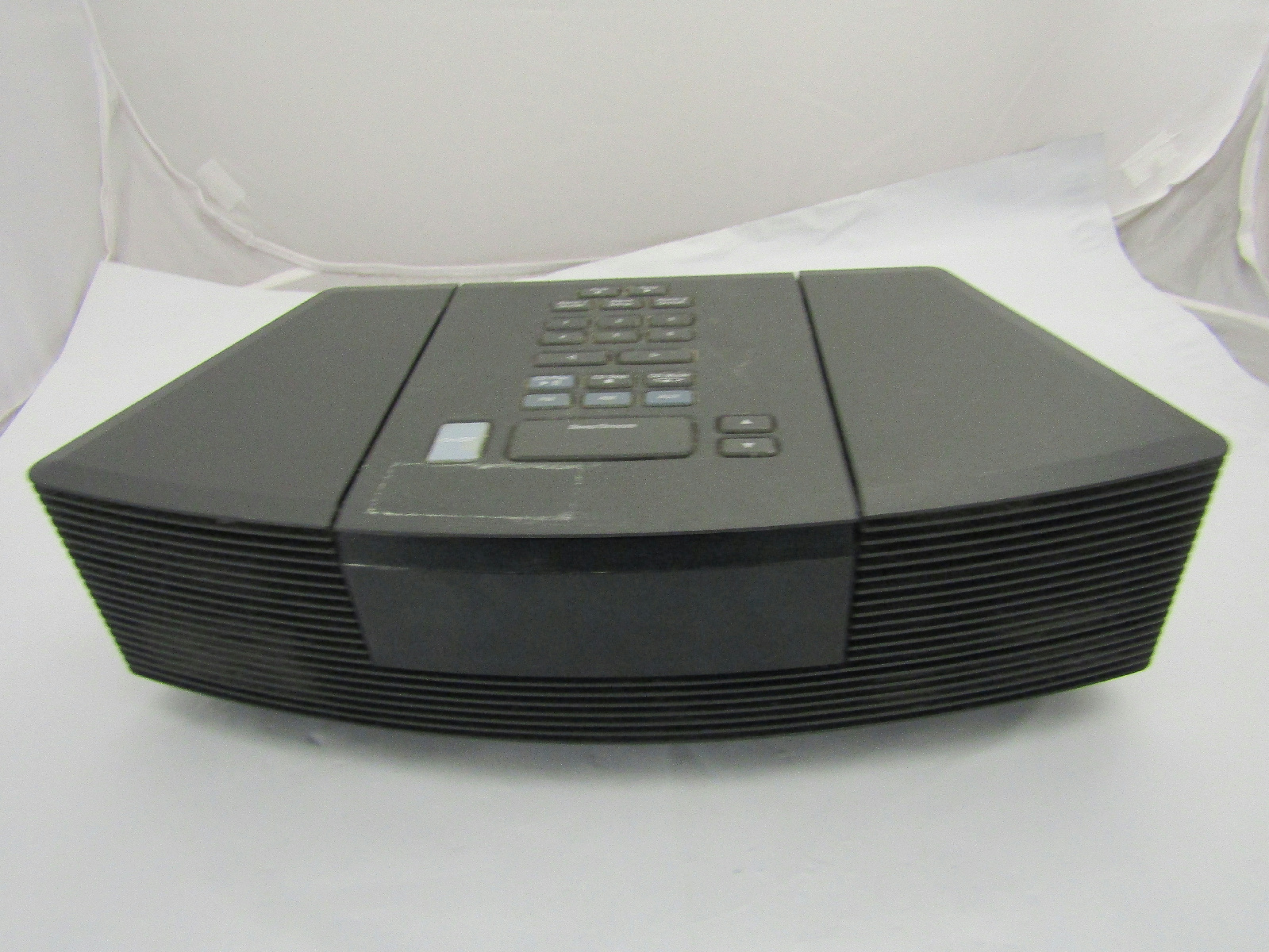 bose wave radio cd player model awrc 1g black for parts. Black Bedroom Furniture Sets. Home Design Ideas