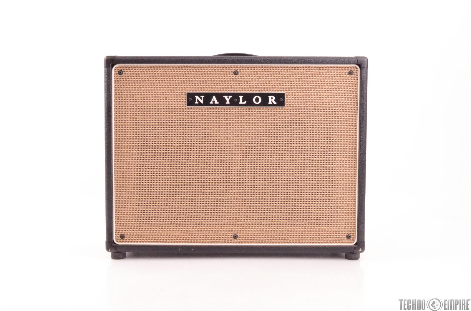 Naylor Electra-Verb 60 EV60 2x12 Combo Guitar Tube Amplifier Amp #27434
