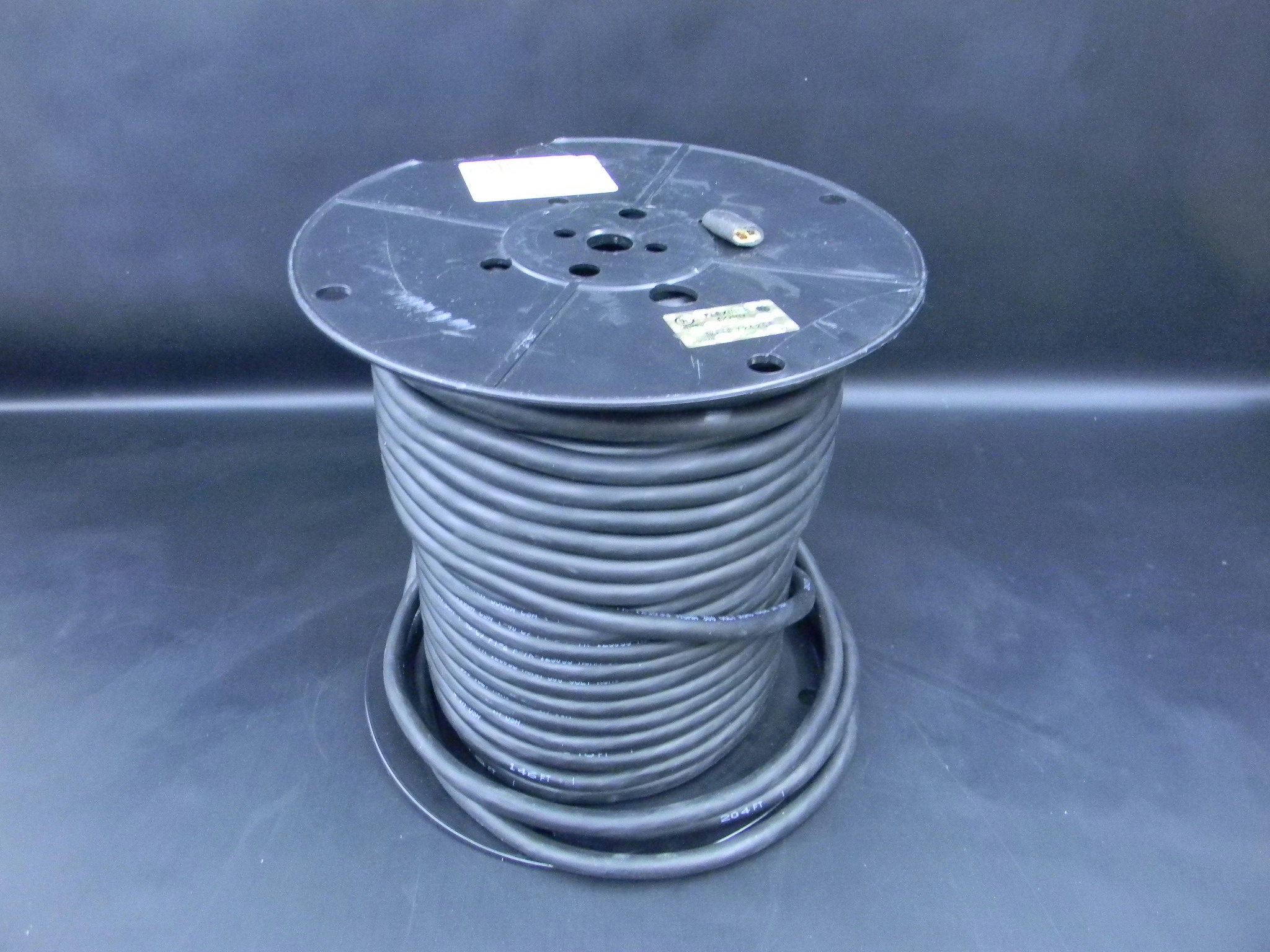 Carol 12 AWG 3C SJOOW Power Cable 208 ft. 01380.35T.01, 300Volt ...