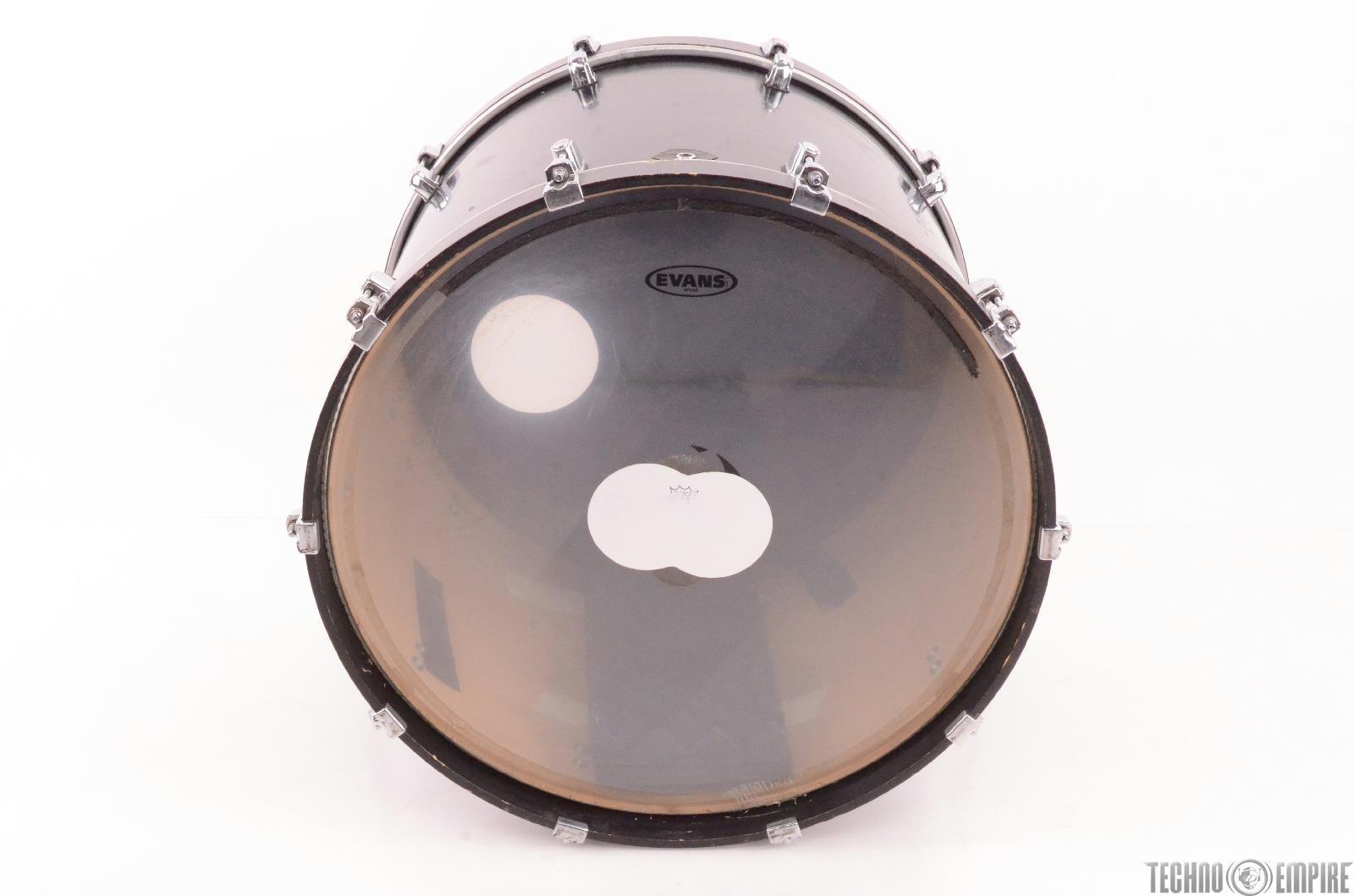 2 tama starclassic 24x18 birch kick drums owned by roy mayorga japan mij 27474 ebay. Black Bedroom Furniture Sets. Home Design Ideas