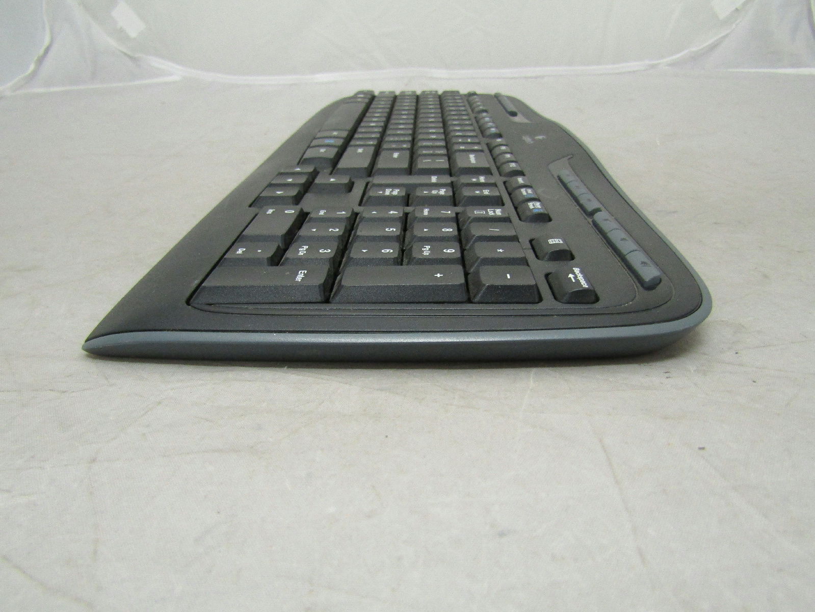 how to connect logitech wireless keyboard to receiver