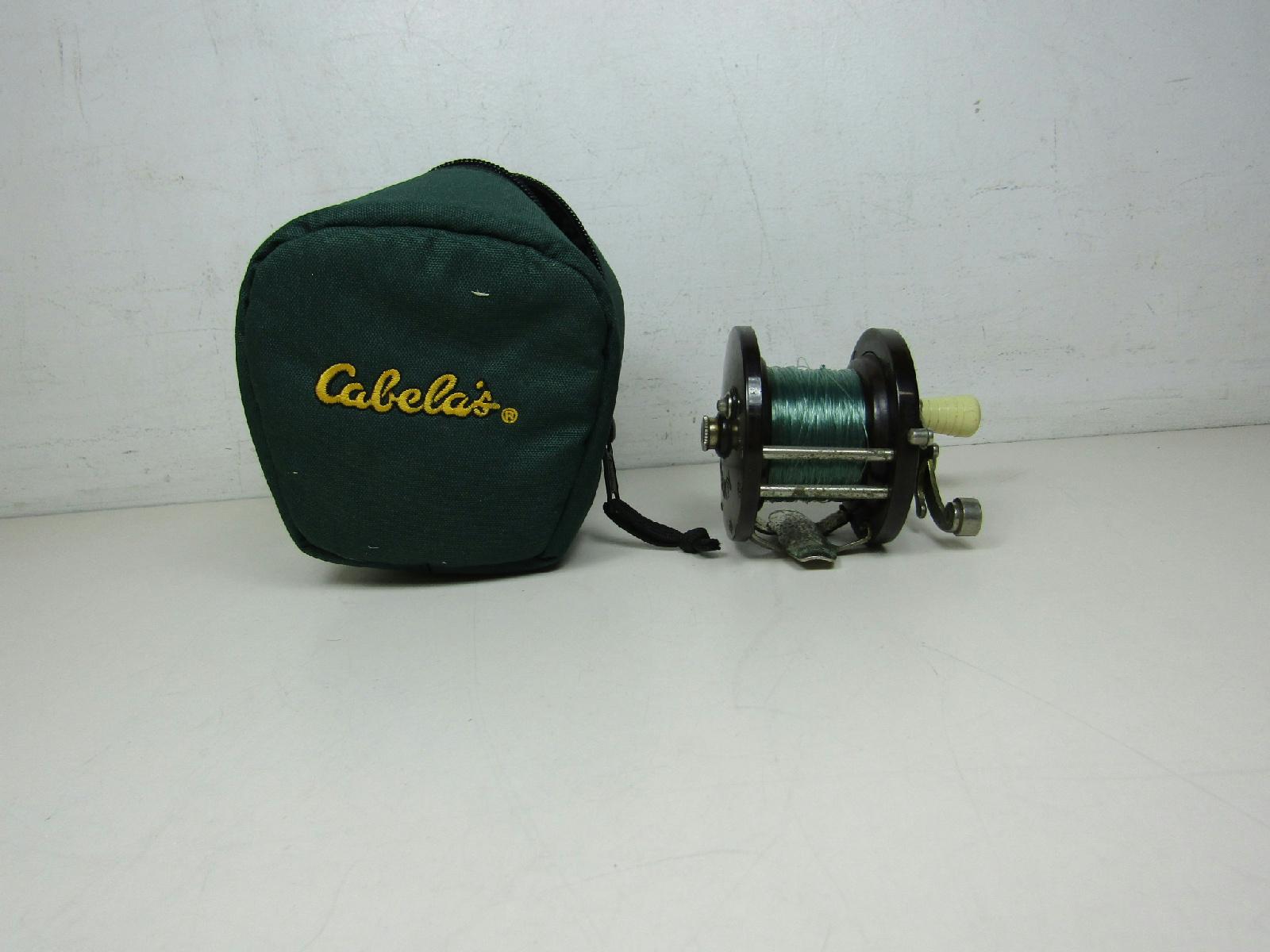 Penn no 85 fishing reel with line cabela 39 s bag ebay for Cabela s fishing line