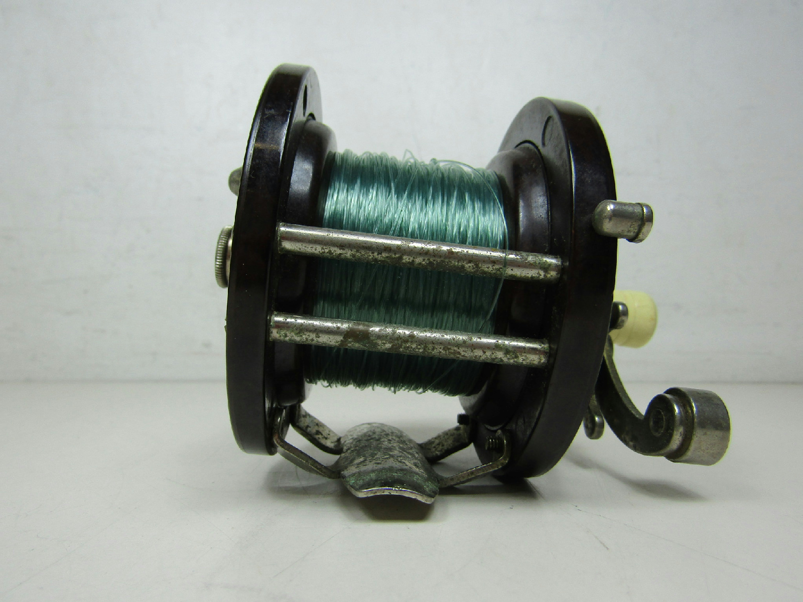 Penn no 85 fishing reel with line cabela 39 s bag ebay for Cabela s fishing reels