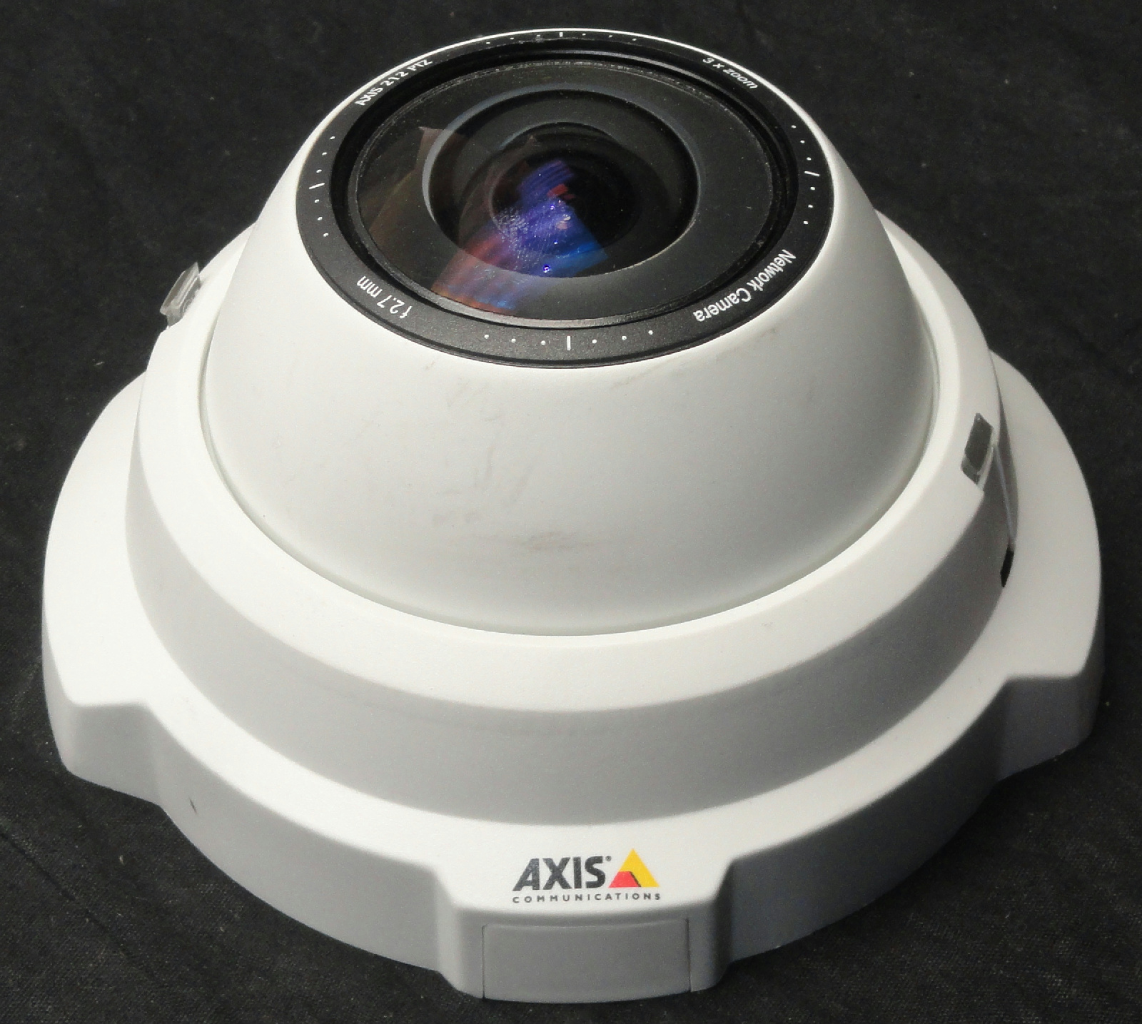 axis 212 ptz 480p poe ip camera ebay. Black Bedroom Furniture Sets. Home Design Ideas