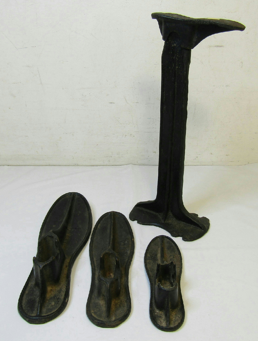Where To Purchase New Cast Iron Cobbler Shoe Stand