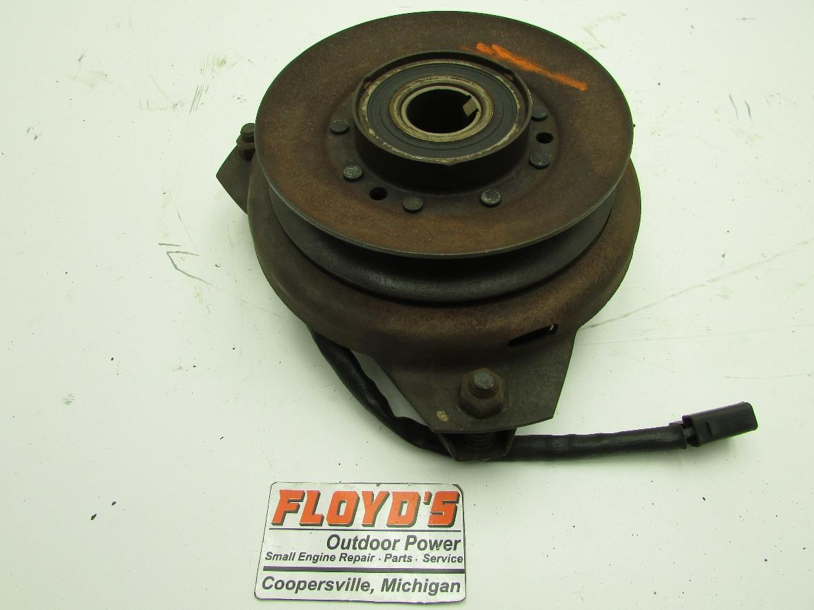 Polarity Electric Clutch Lawn Tractor : Snapper lt hp lawn tractor oem electric pto clutch