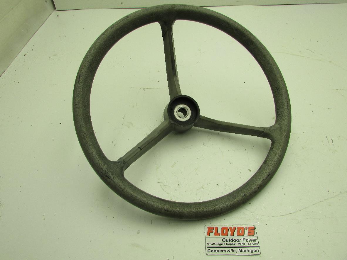 Garden Tractor Steering Wheel : John deere lawn garden tractor steering wheel m