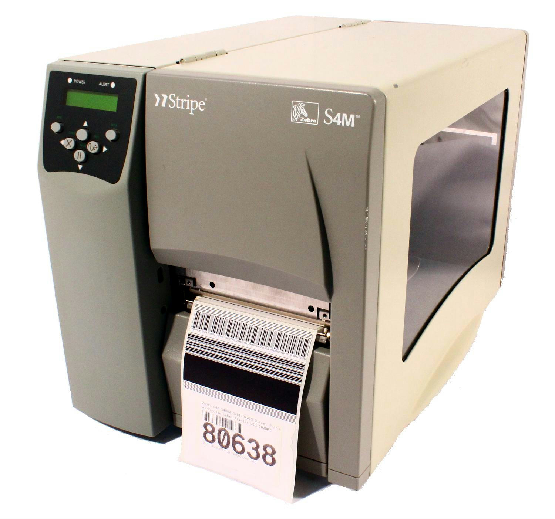 Zebra 4m Printer Driver