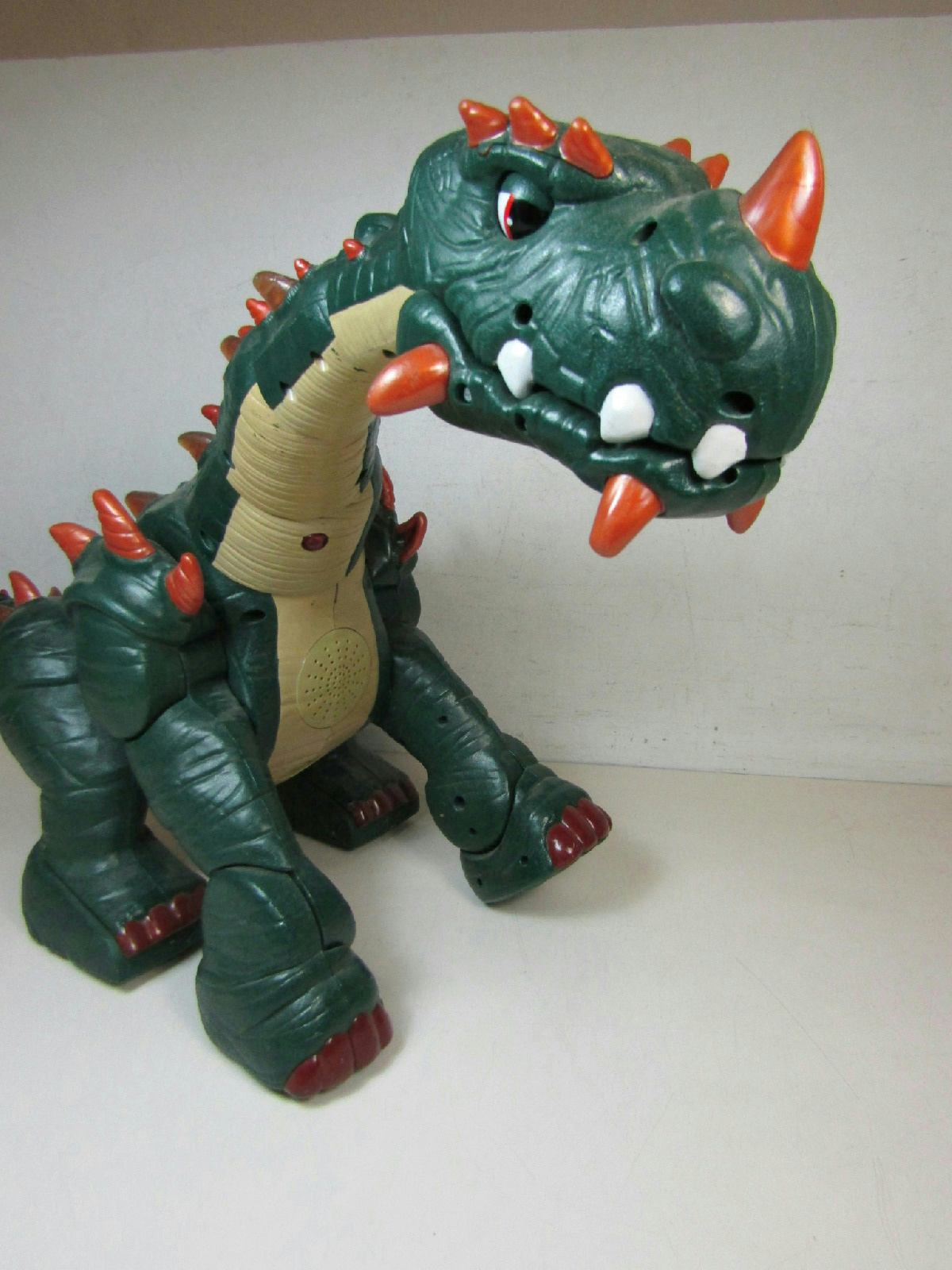 fisher price imaginext spike the ultra dinosaur manual