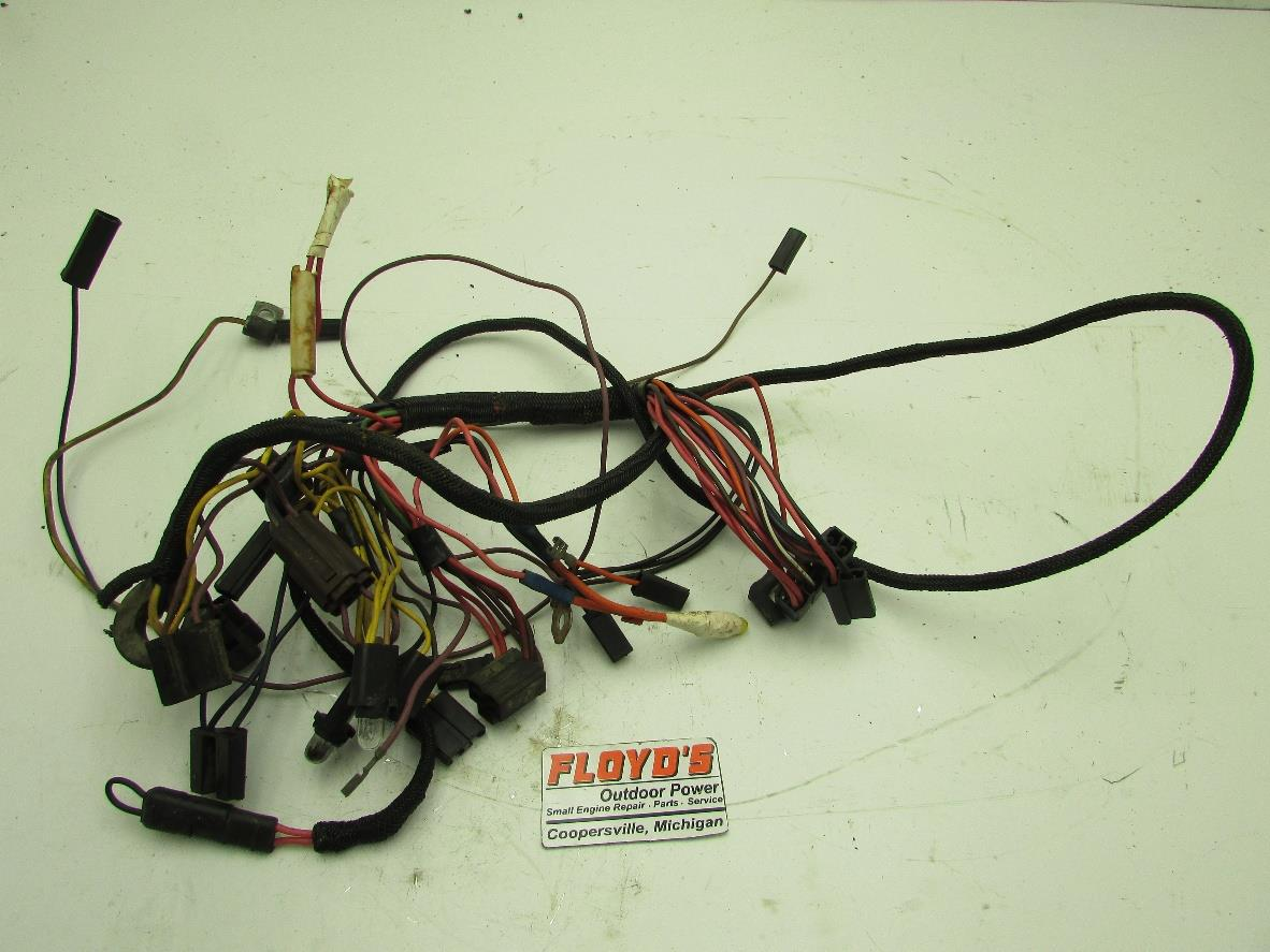 lawn tractor wiring harness toro lawn tractor wiring diagram john deere 318 lawn & garden tractor main wiring harness ...