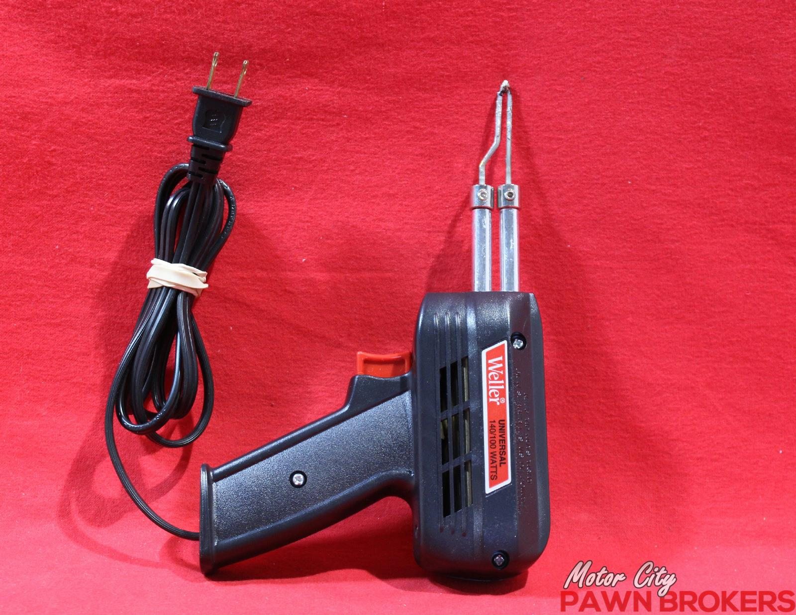 weller 8200 soldering gun manual