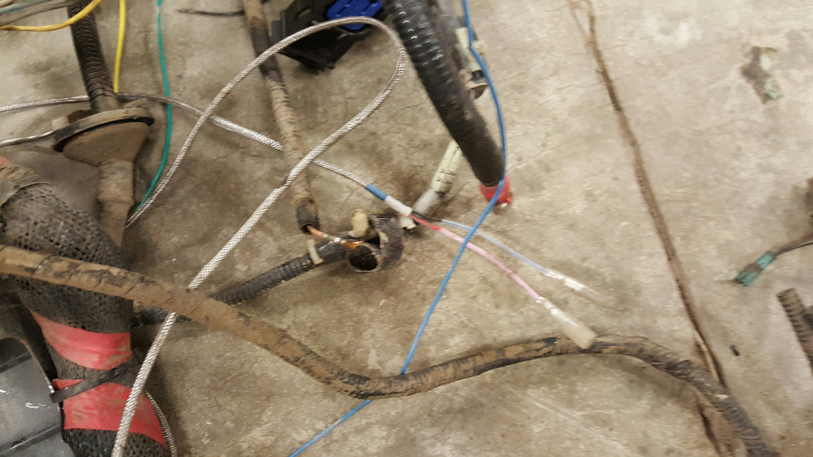 7 3 wiring diagram f350 1999 7 3 wiring harness 1999 2000 2001 2002 2003 ford f250 f350 7.3l engine ...