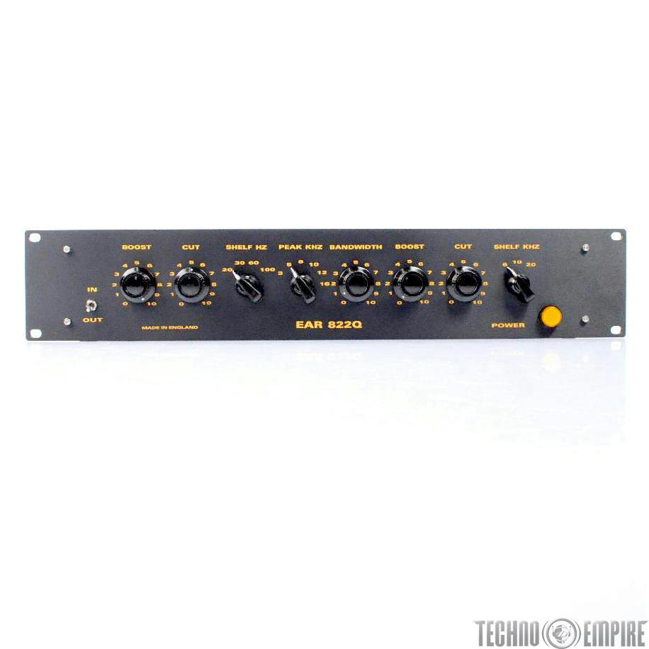 EAR 822Q Passive Pultec-Type Mono Tube Equalizer EQ Owned by Jerry Finn #27221