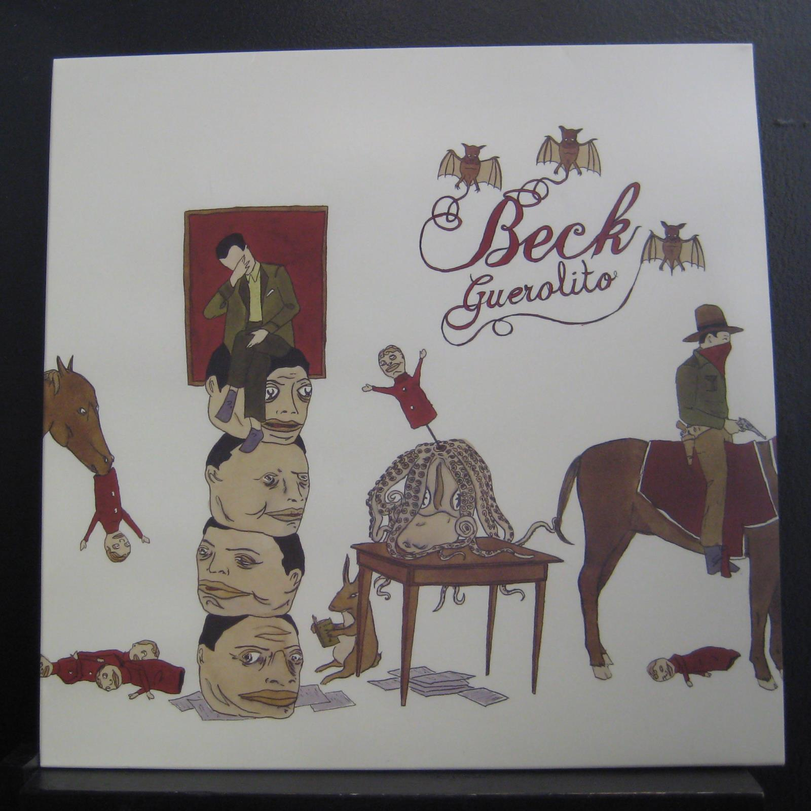 Beck - Guerolito 2 LP Mint- B0005650-01 Interscope 2005 ...