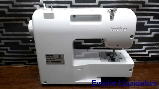 sewing machine model jx2517