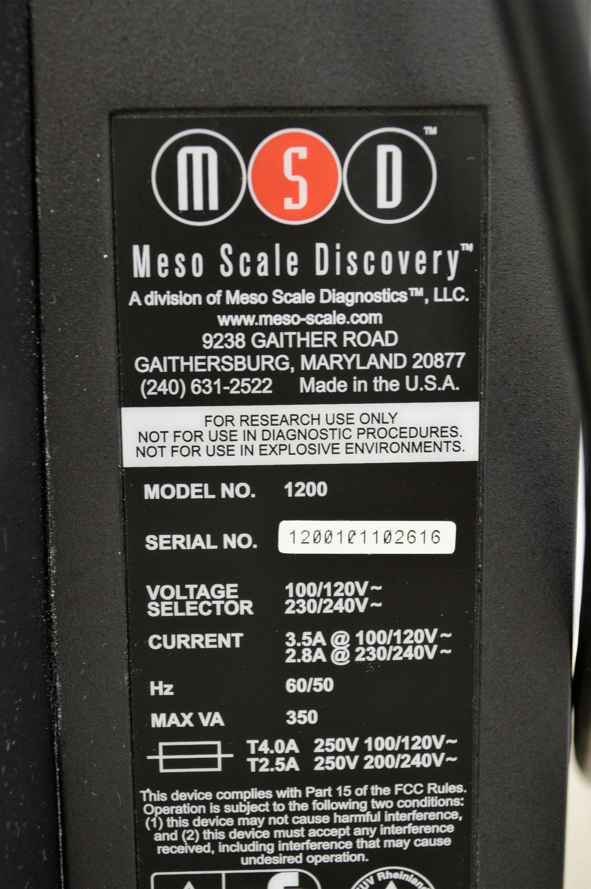 Buy it now Price MSD Meso