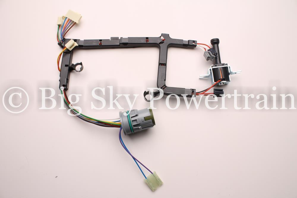 77995AROS - TH700R4 4L60E 4L65E, TCC LOCK-UP, INTERNAL WIRE HARNESS on speaker components, electronic circuit components, wire alligator clips electrical, torque converter components,