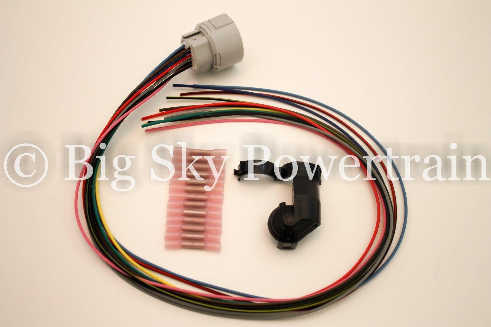 Swell 34986Ros 4L80E External Wire Harness Only Female 1994 Up Gm Wiring 101 Capemaxxcnl