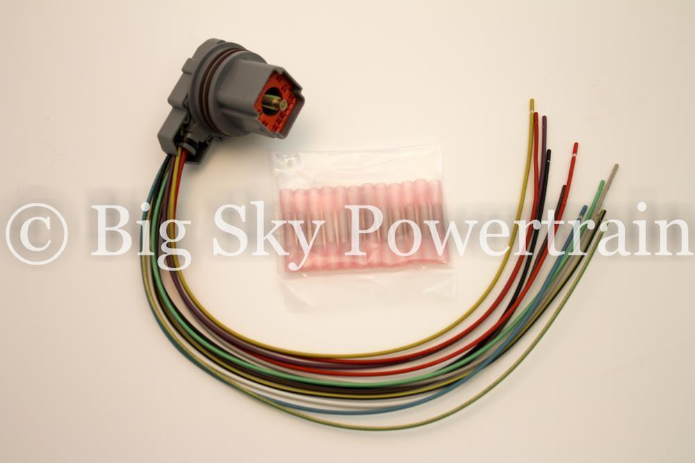 K56988 - 5R55W 5R55S, CONNECTOR, WITH WIRE HARNESS, 2002-UP, FORD | on whirlpool parts, controller parts, muffler parts, automotive harness parts, relay parts, camshaft parts, antenna parts, master cylinder parts, ignition parts, body harness parts, wiring harnesses, crawler harness parts, connector parts, air bag parts, spark plug parts, cable parts, circuit breaker parts, headlight parts, safety harness parts, wiring home,
