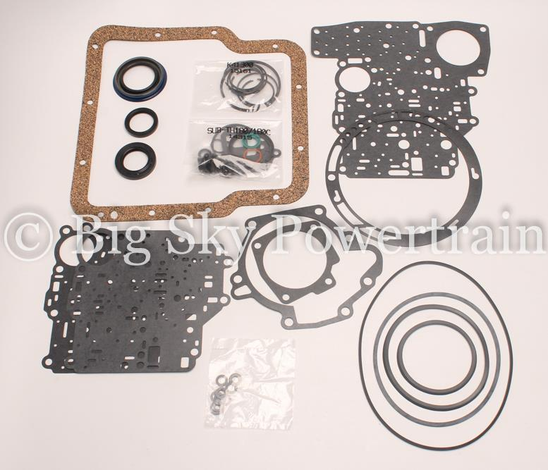 Details about K41900S - TH180C 3L30, REBUILD OVERHAUL KIT, 3 SPEED  TRIMATIC, WITH SEAL