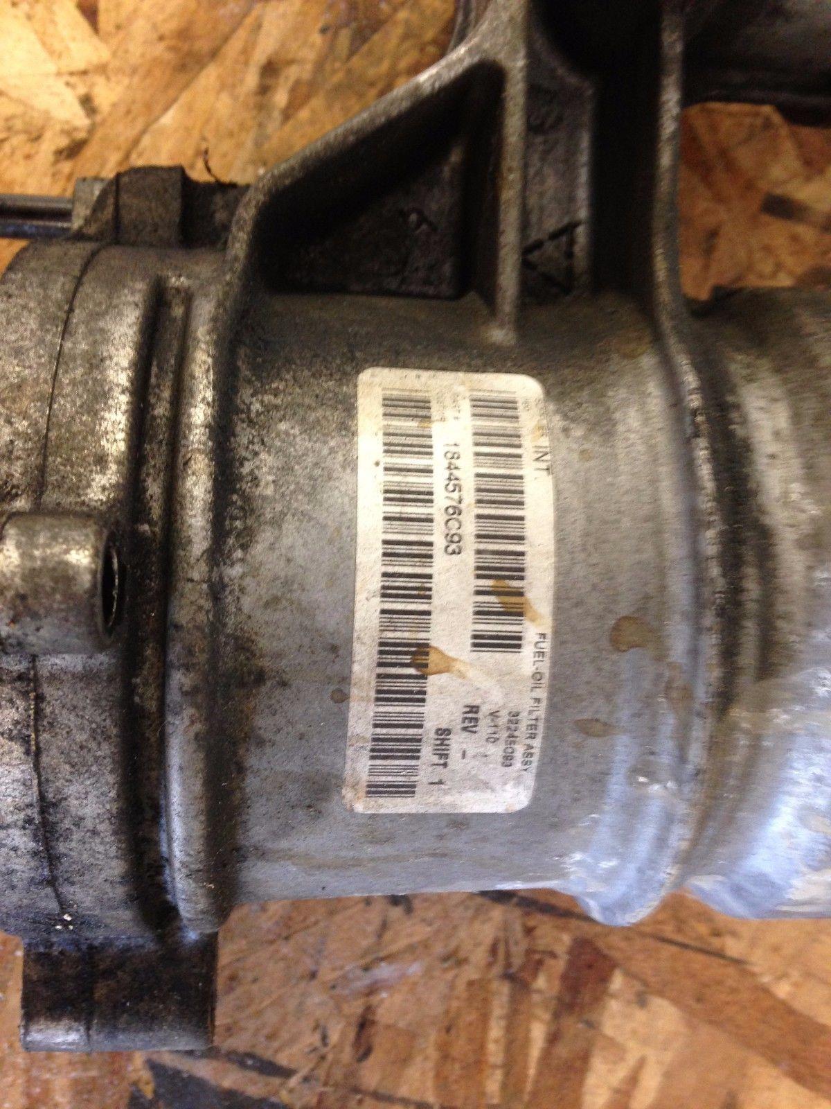 2008  2009  2010 Ford F350 6 4l Powerstroke Diesel Oil