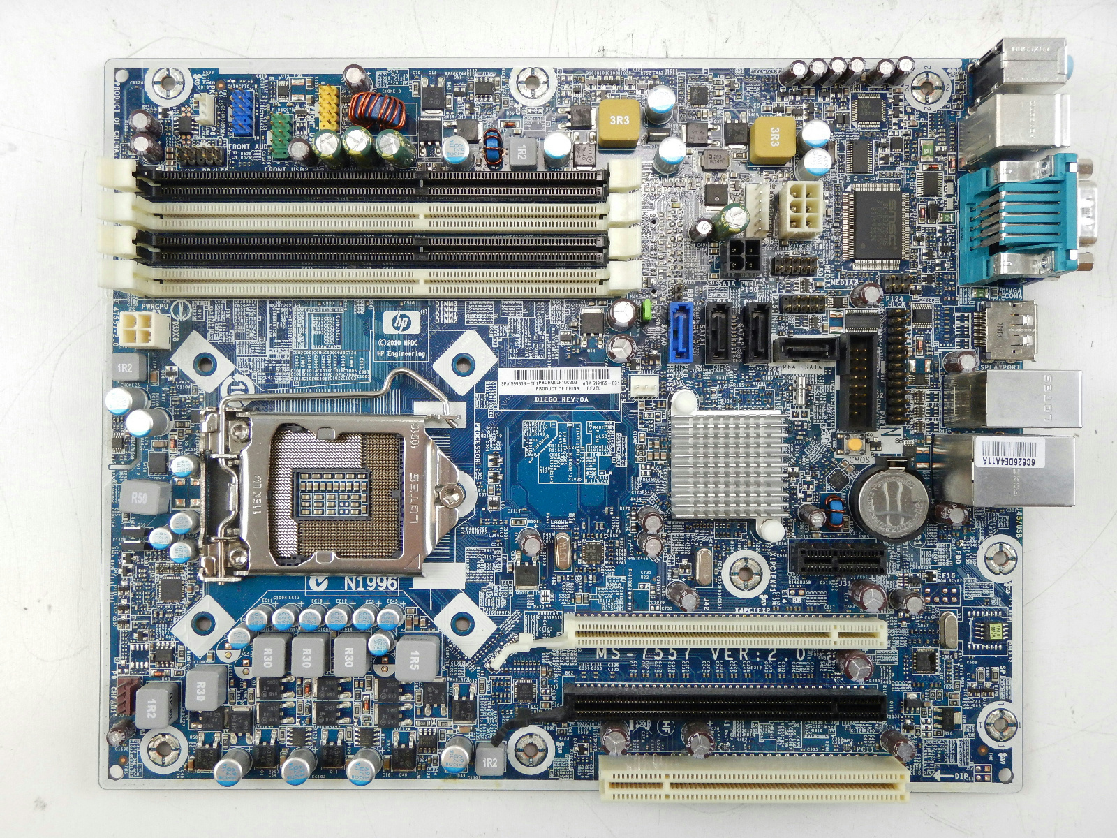 hp  workstation motherboard   ebay