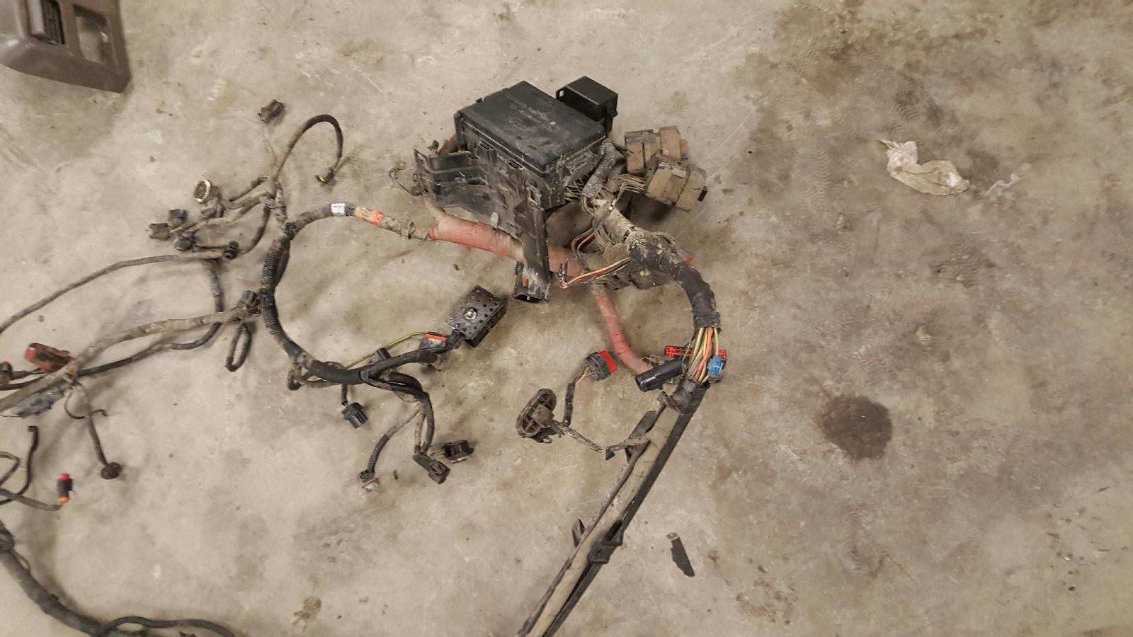 1999 2000 2001 2002 2003 ford f250 f350 7.3l engine ... f350 1999 7 3 wiring harness