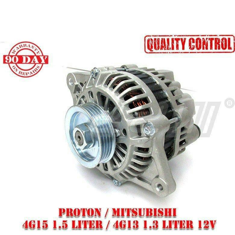 alternator 1 5l 1 3l 12v fix mitsubishi lancer proton wira persona rh ebay com Power Stering 4G15 4G15 Turbo
