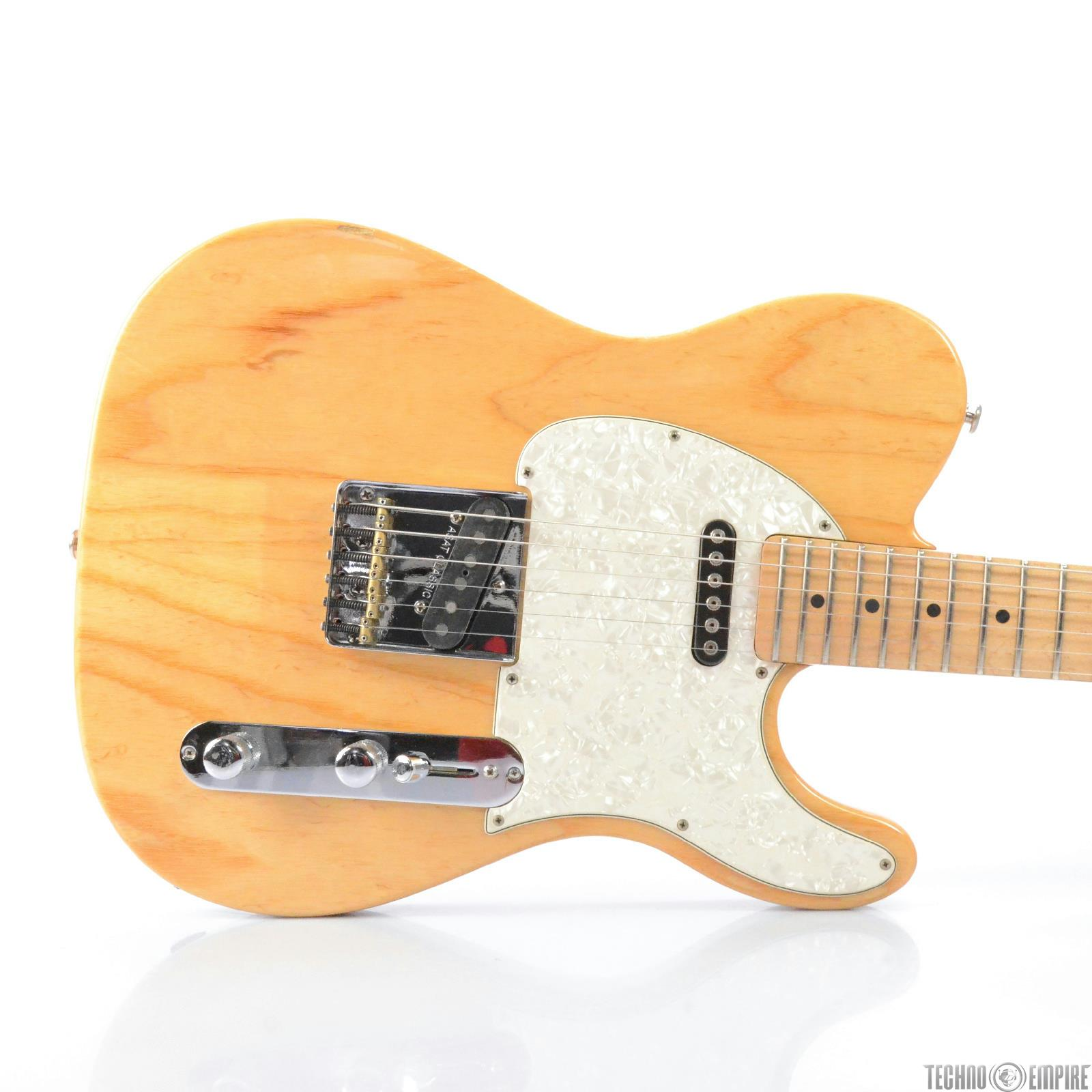 G&L ASAT Classic Electric Guitar Telecaster-style w/ Hard Case USA #27598