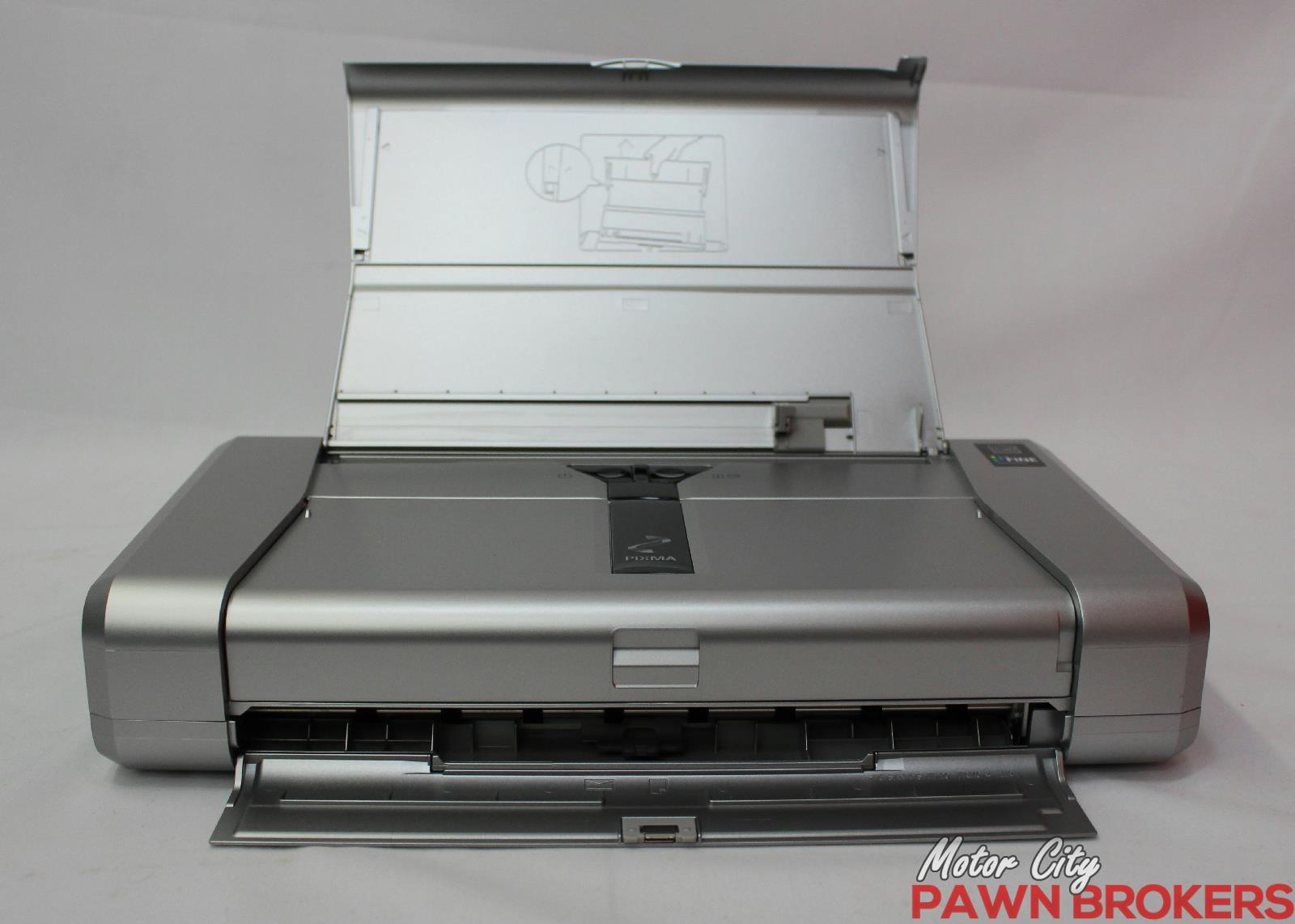 Canon pixma ip100 digital photo inkjet printer ebay for Canon printer templates