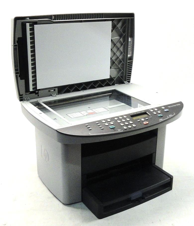 Hewlett Packard Hp Laserjet 3030 All-in-one Driver ...