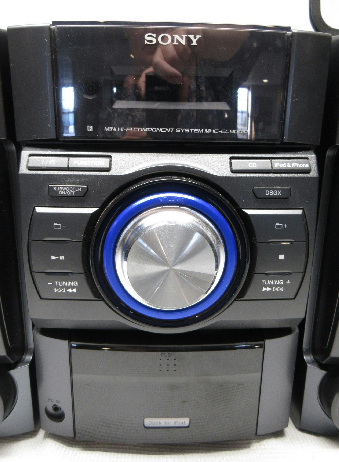 Sony Mhc