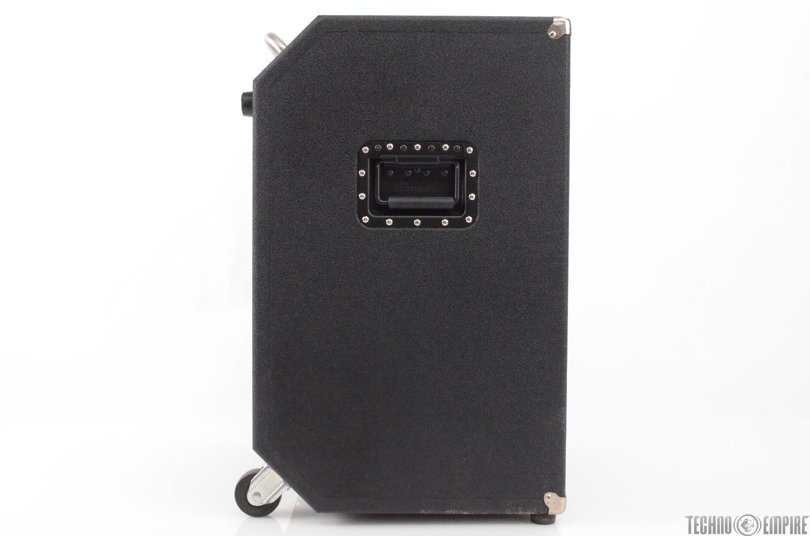 AMPEG SVT-410HLF 4x10 500W 4Ω Ohms Bass Cabinet #27943 . Techno Empire