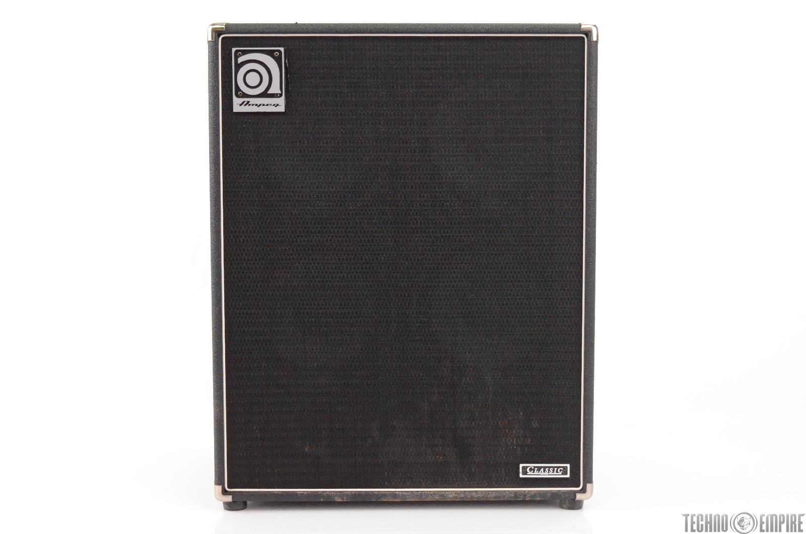AMPEG SVT-410HLF 4x10 500W 4Ω Ohms Bass Cabinet #27943