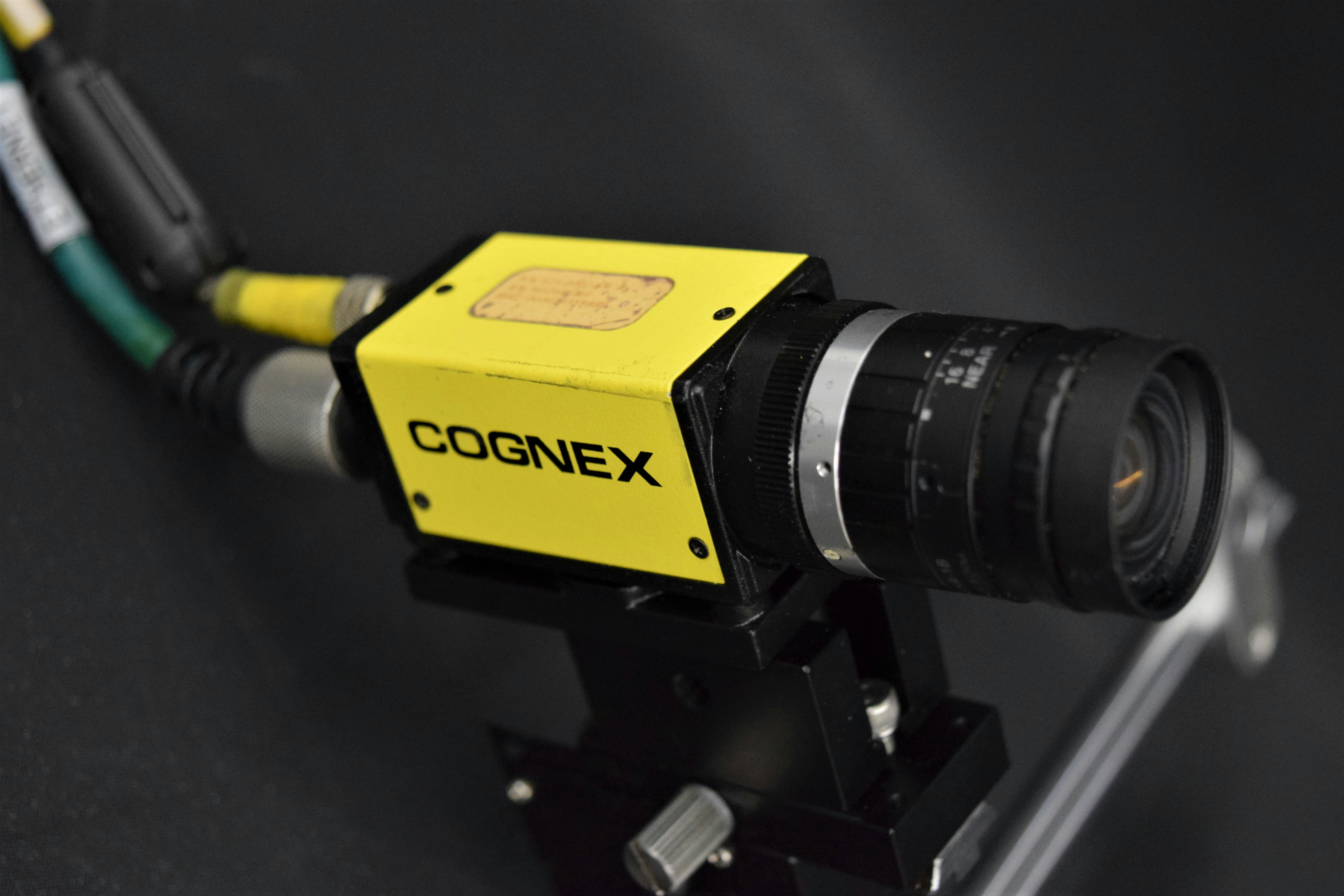 Cognex 821 0002 5r In Sight Micro Vision Inspection Camera