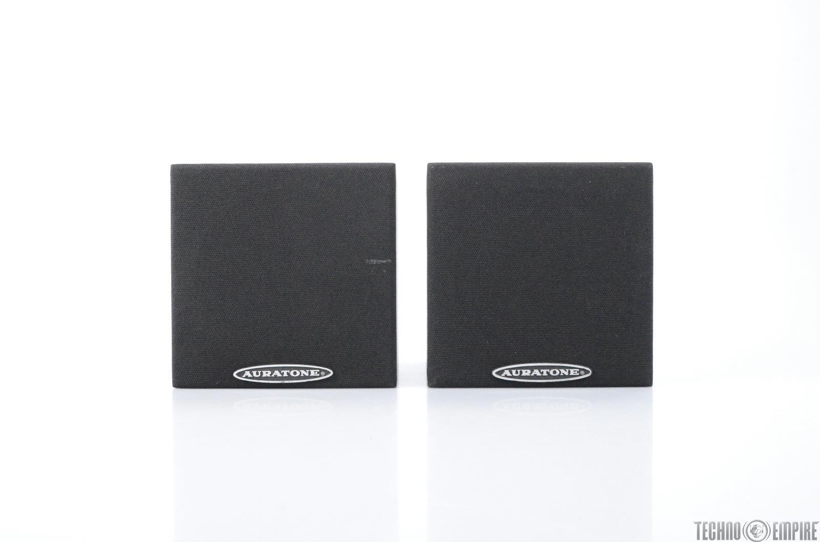 AURATONE Ultra Sound Cube Studio Monitor Speakers #27685