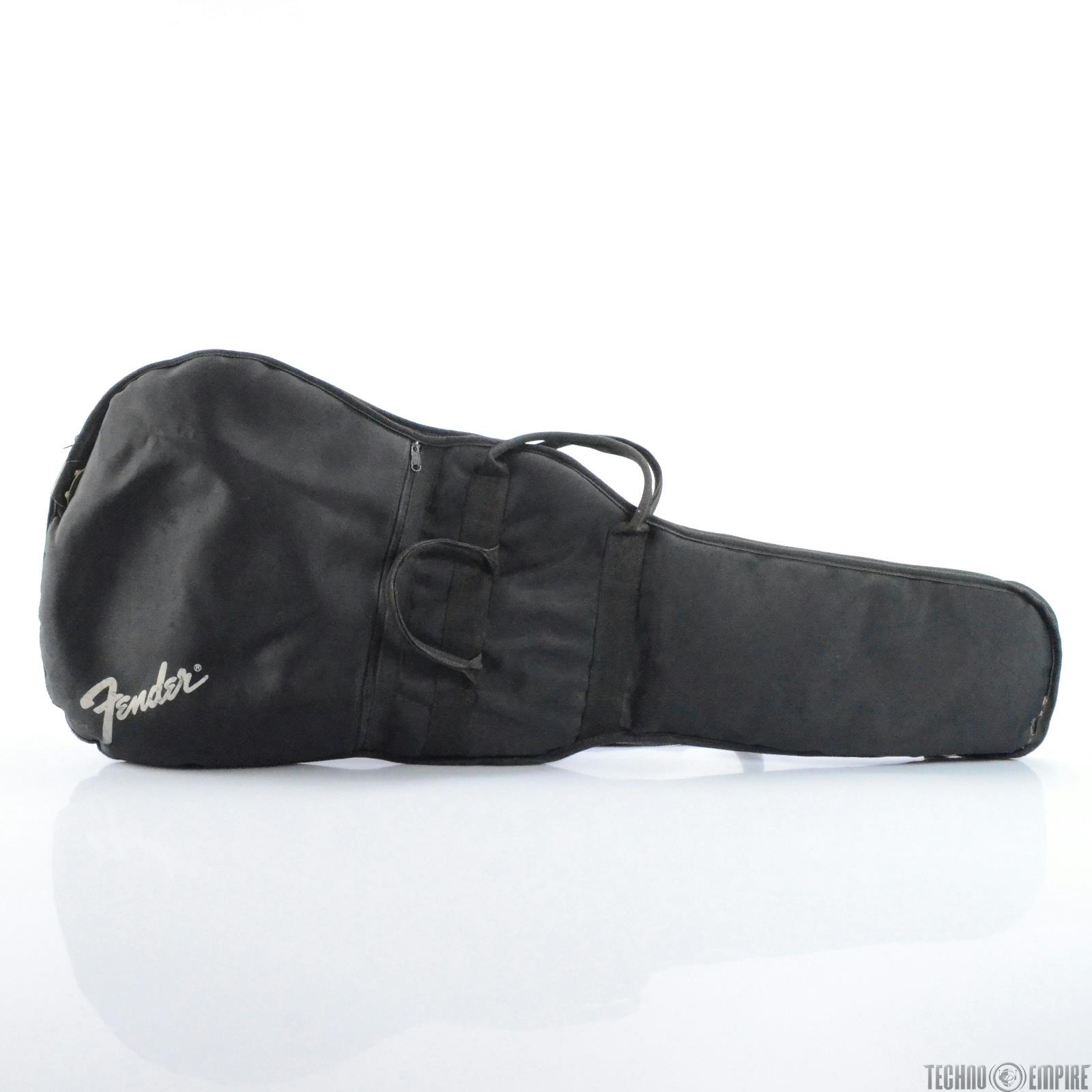 Fender Electric Guitar Gig Bag with Shoulder Strap Owned by Robben Ford #27971