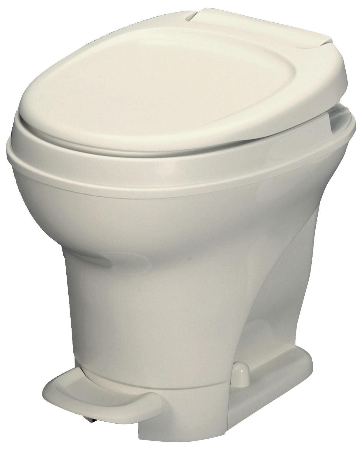 thetford 31688 aqua magic v toilet foot pedal flush rv. Black Bedroom Furniture Sets. Home Design Ideas