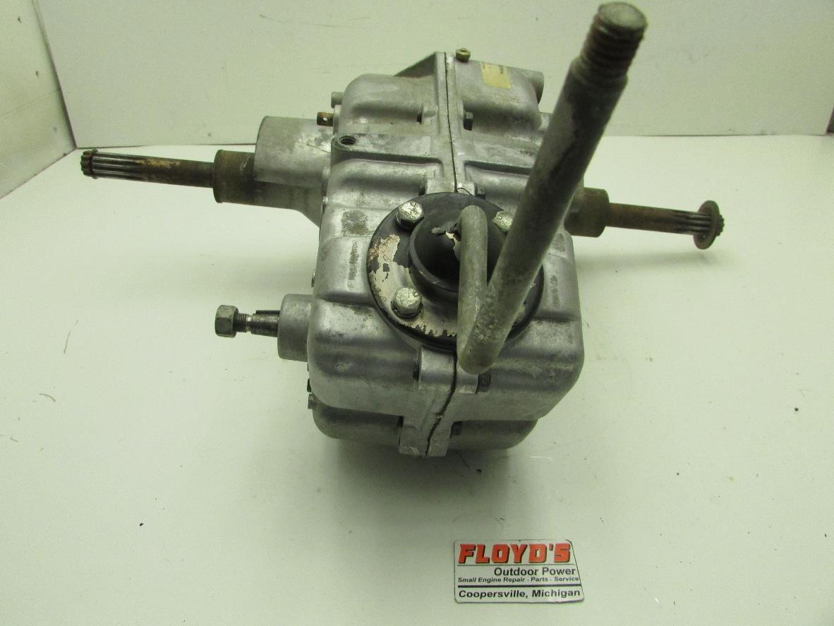Surplus Lawn Mower Transmission : Craftsman gt lawn tractor transaxle transmission nla