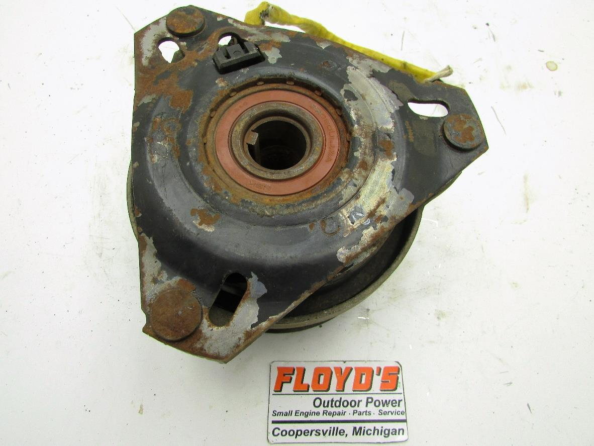 Pto Clutch For Lawn Mower : John deere lawn tractor electric pto clutch am