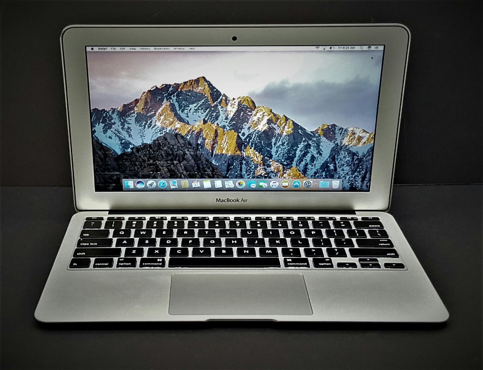 apple macbook air a1465 11 6 128gb m 2 intel core i5 1. Black Bedroom Furniture Sets. Home Design Ideas