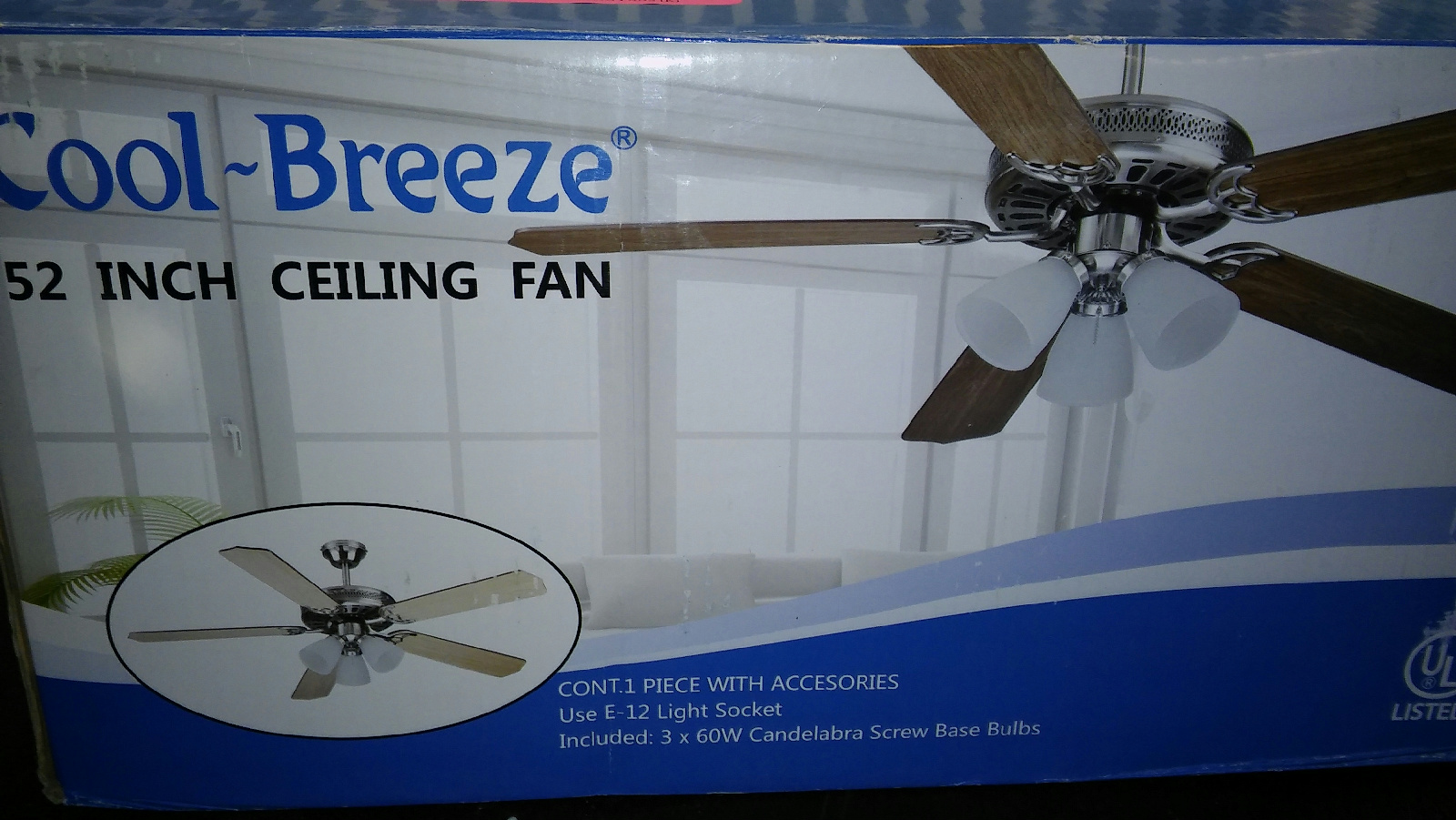 cool breeze 52 ceiling fan eb52037 hampton bay 11