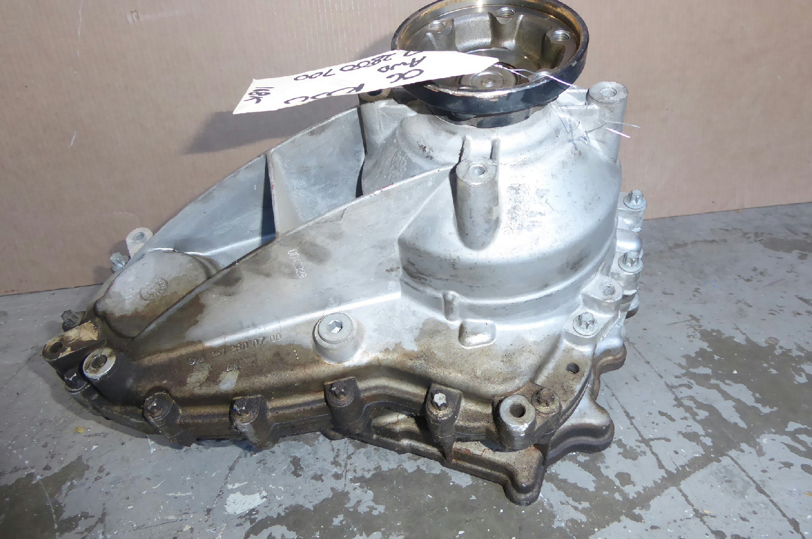 06 11 mercedes r350 ml350 gl450 awd transfer case gear box for Mercedes benz transfer case recall