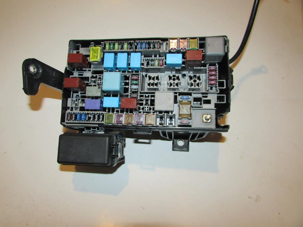 30071006 06 06 toyota 4runner 4 0l v6 under hood relay fuse box block fuse box warranty at soozxer.org