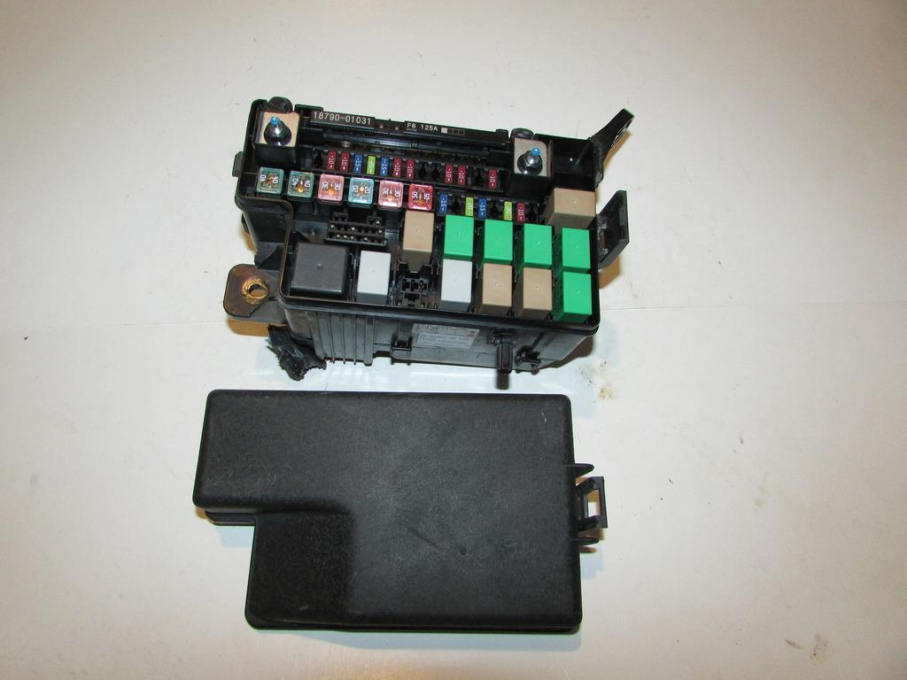 30071026 12 13 kia soul 1 6l under hood relay fuse box block warranty 1833 2014 kia soul fuse box at creativeand.co